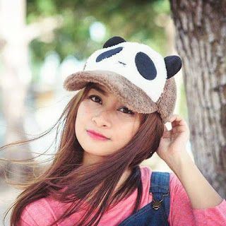 Beautiful Woman - Panda