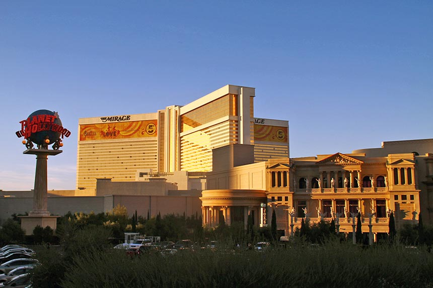 Top 8 Awesome Things to Do at The Mirage, Las Vegas