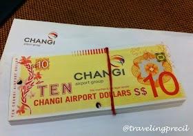 Changi Shopping Trip