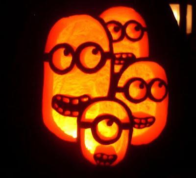 imagenes minions halloween 07