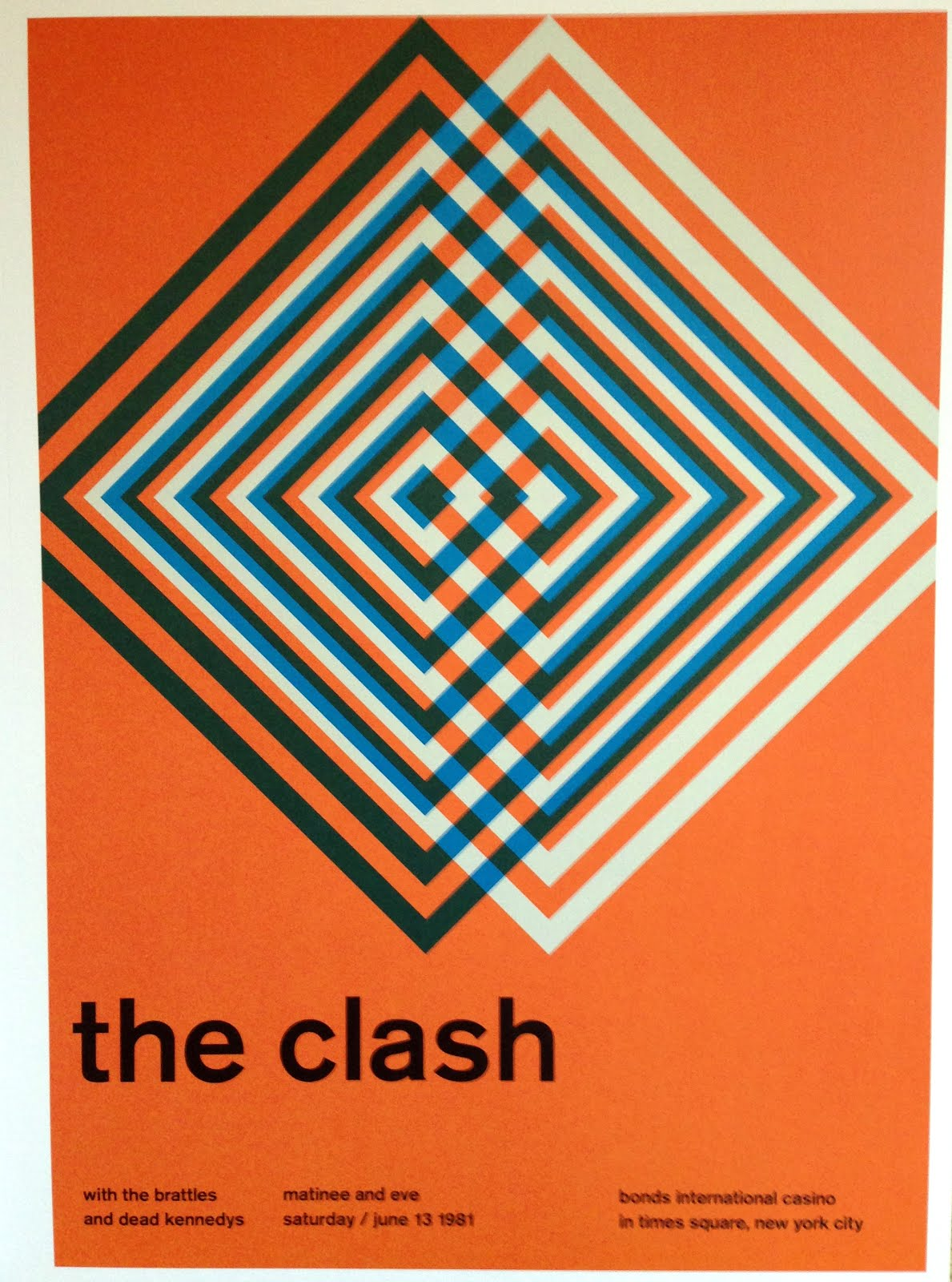 Swissted Vintage Rock Posters Remixed And Reimagined