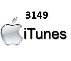 Error 3149 on Itunes
