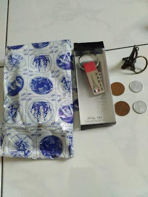 hadiah dari siswa