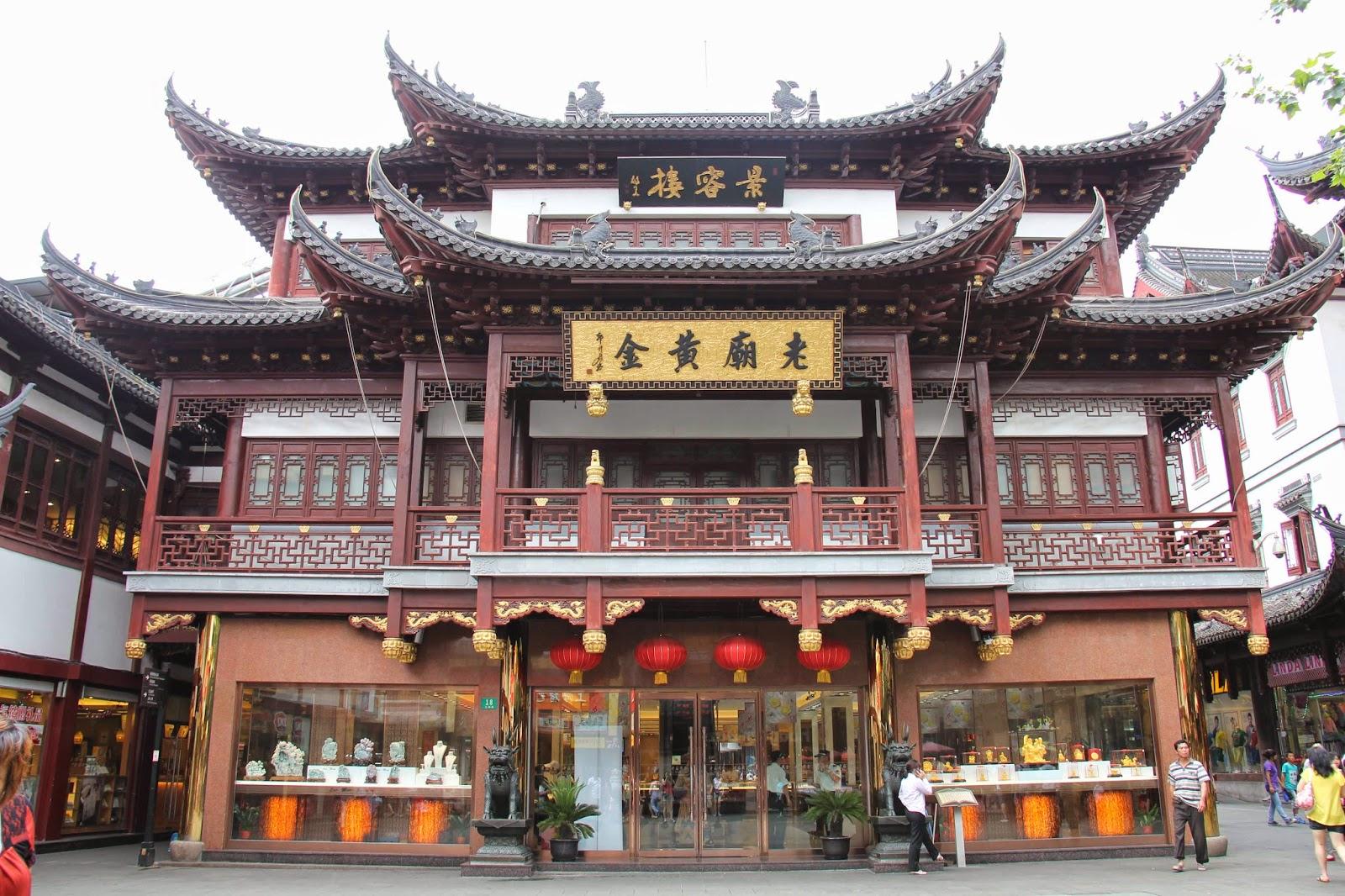 Voyage asie australie vieux shanghai et jardin yuyuan for Le jardin yuyuan