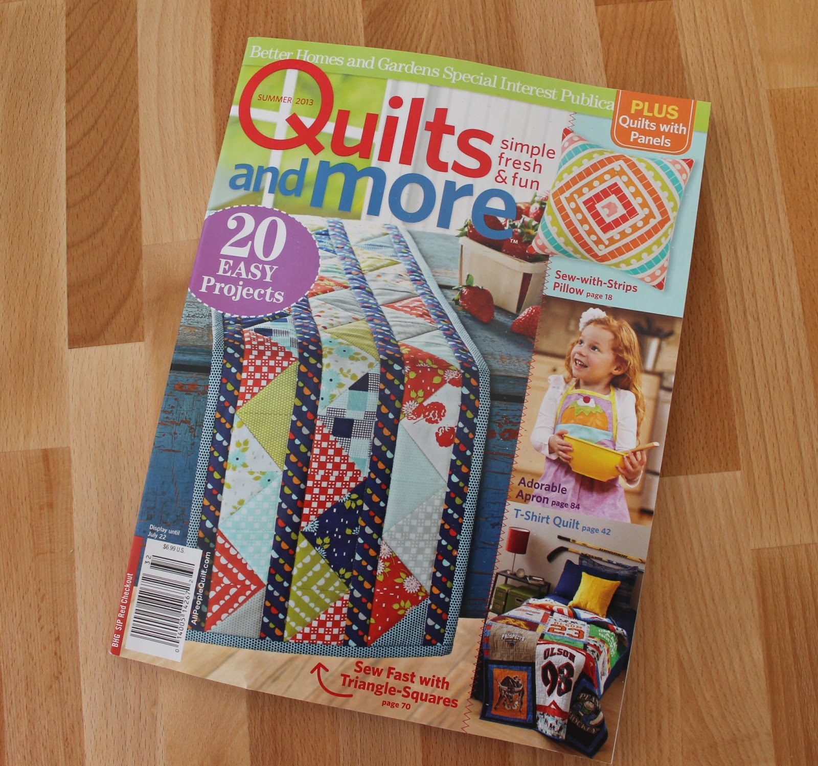Piece N Quilt: Quilts and More - Summer 2013