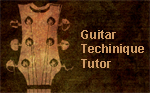 Guitar Technique Tutor