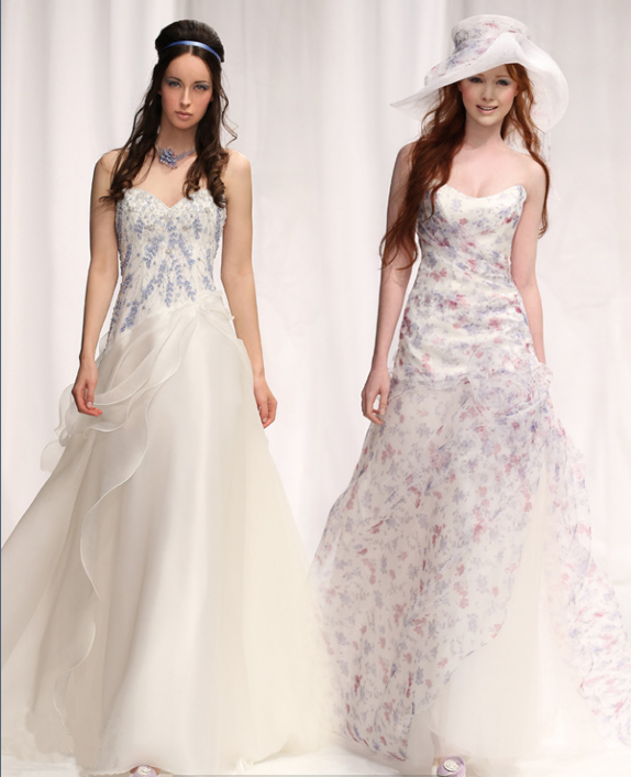Cute Wedding Dresses 2012