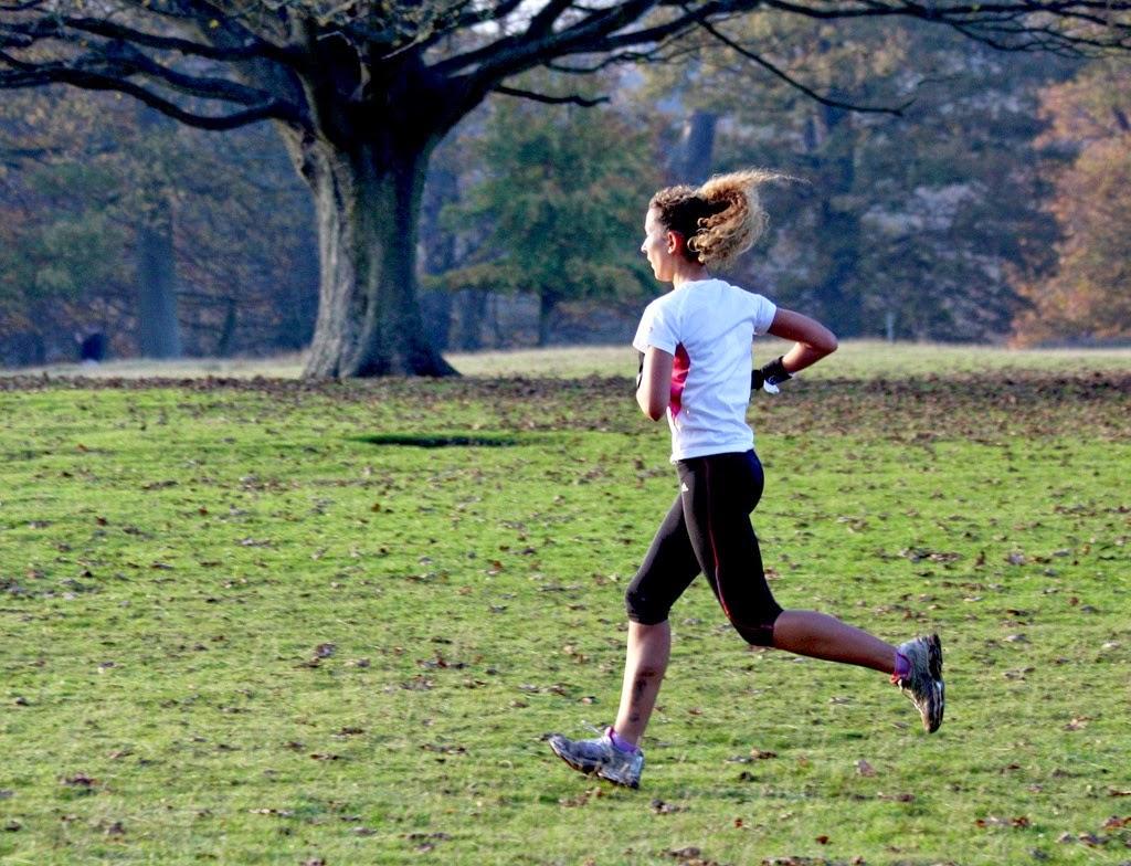 Running Towards Weight Loss