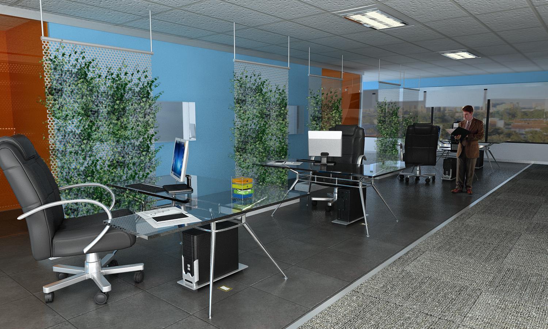 Arquitectura dise o planificaci n presentaci n 3d for Oficinas de diseno industrial