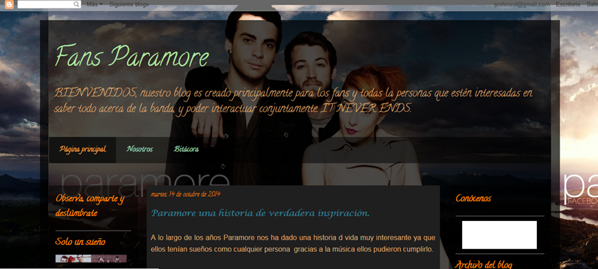 Fans Paramore