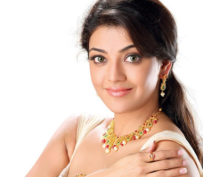 Kajal Agarwal Latest jewellery Stills
