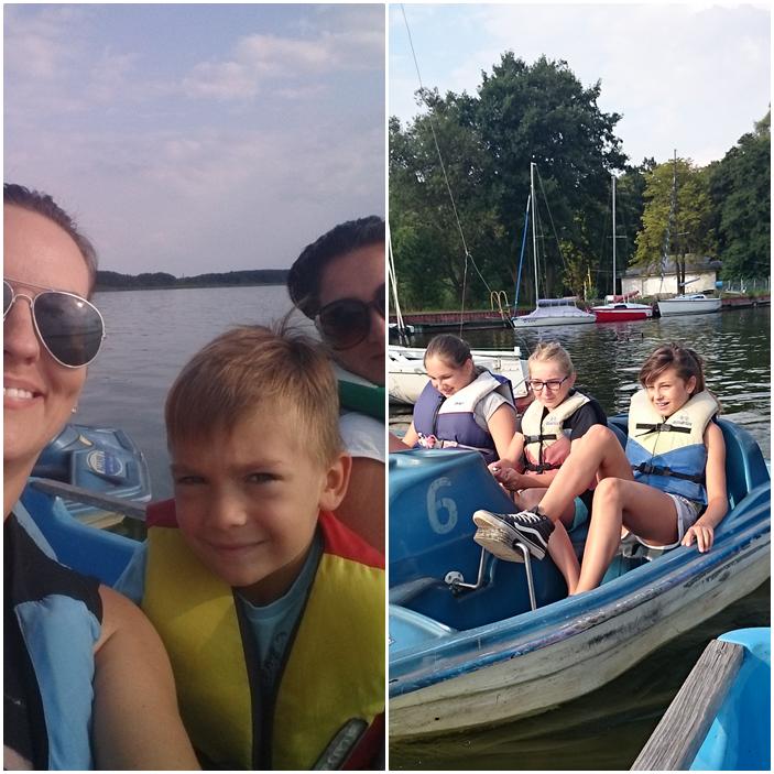 jezioro miedwie,rowery wodne,dzieci na rowerze wodnym,od ilu lat moża pływac na rowerze wodnym,szczecin,zachodniopomorskie rowery wodne