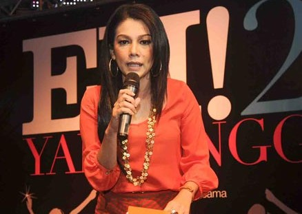 Gambar Sharifah Shahirah Mahu Tinggalkan Radio Suria FM