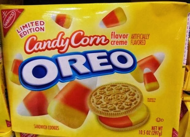 Gallery Of Alternative Oreo Flavours