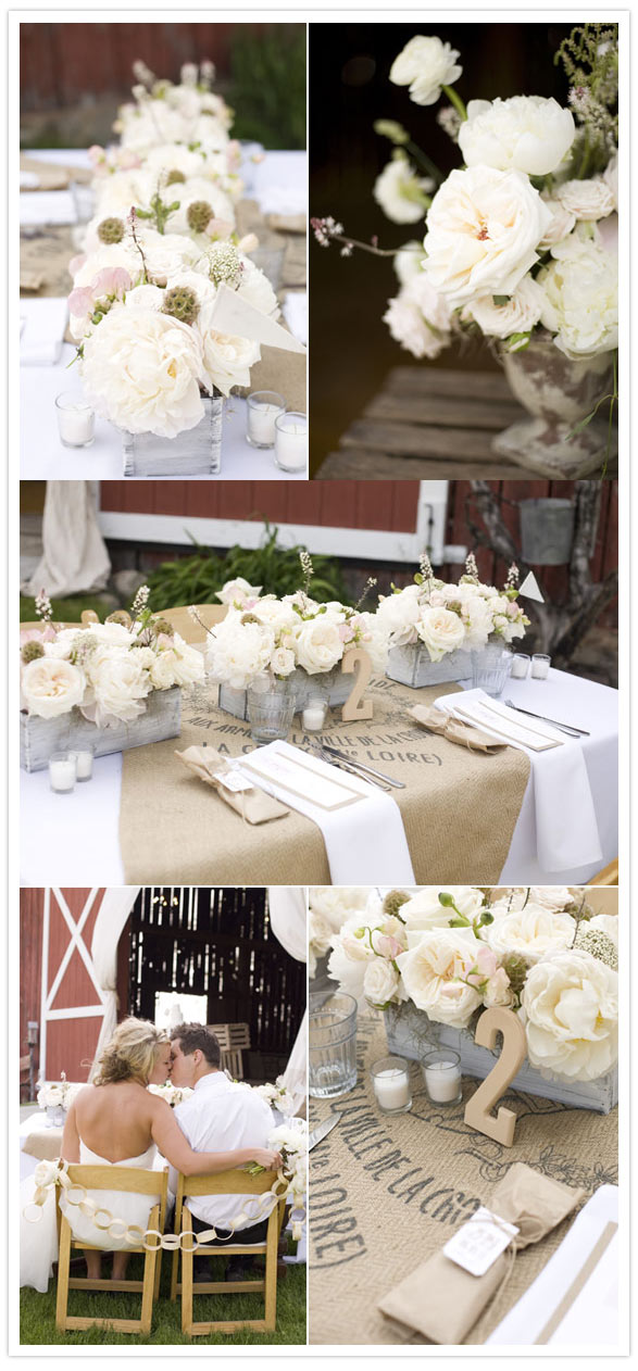 Weddings at wilderness ridge june 2012 Elegance decor