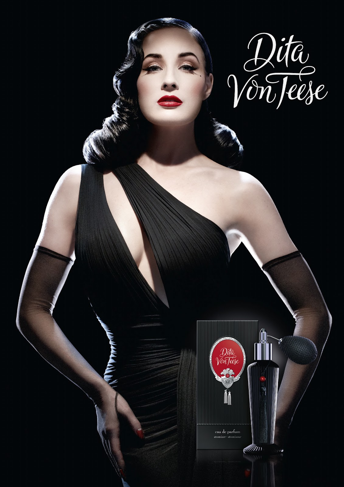 The Face of Beauty - C... Dita Von Teese