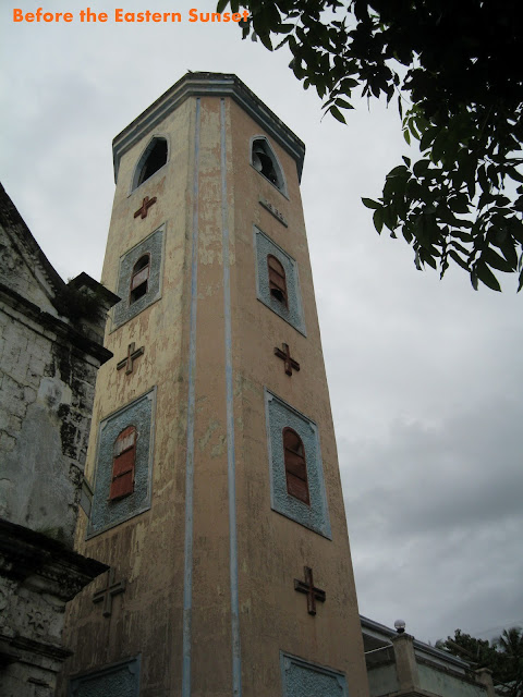 Camotes Island - Poro Church bell tower