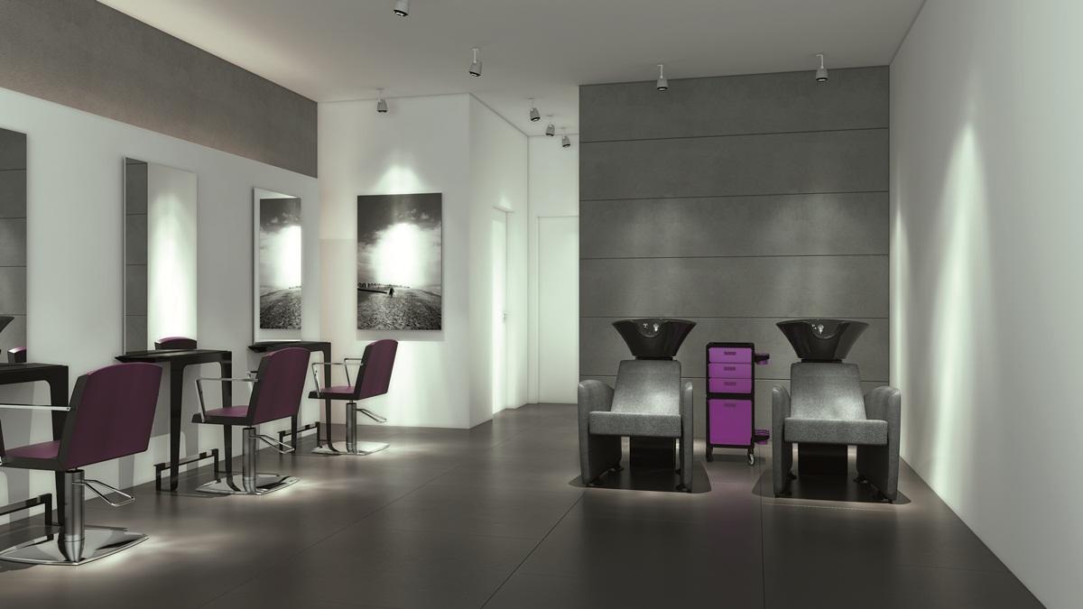 Saloni parrucchieri moderni vn62 regardsdefemmes for Bergamin arredamenti mestre