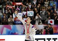 PATINAJE ARTÍSTICO - Hanyu se convierte en hombre récord en el NHK Trophy. Miyahara se exhibe en su país, Duhamel y Radford ganan de nuevo y los hermanos Shibutani dominan la danza