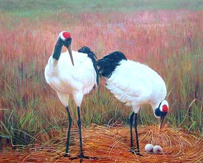 paisajes-con-pájaros-al-oleo