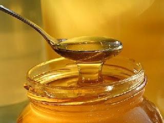 Giảm cân bằng mật ong.