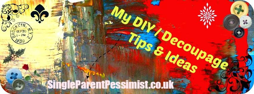 DIY decoupage ideas uk