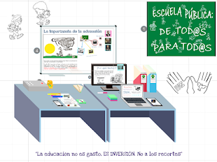 ESCUELA PÚBLICA: DE TOD@S PARA TOD@S