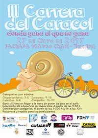 CARRERA CARACOL 2017