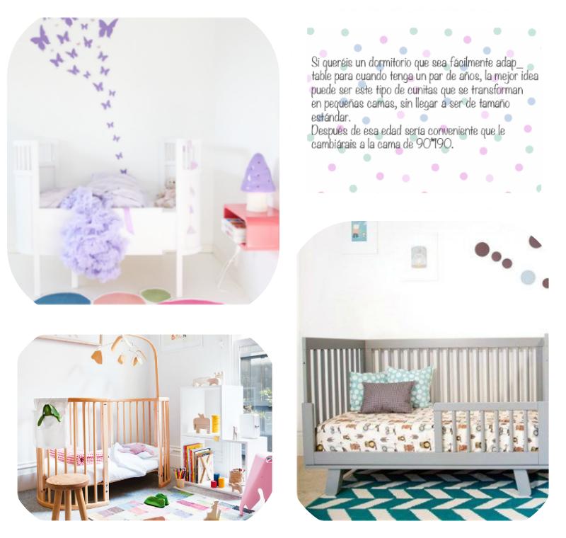 diseño de dormitorios de bebes by Habitan2