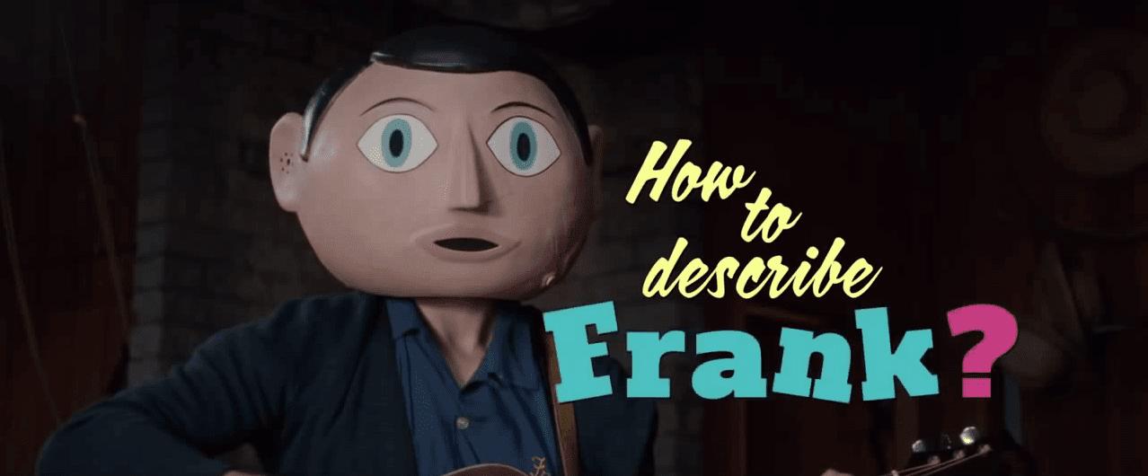 how to describe frank
