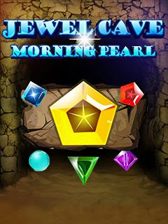 Screenshots of the Cave Jewel: Morning Pearl for java mobile, phone.