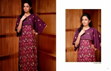 ... Winter Embroidery Dresses | Taana Baana Winter Collection 2013-14
