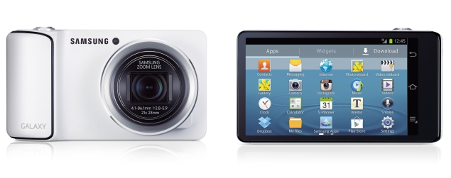 Samsung launches next generation Android camera