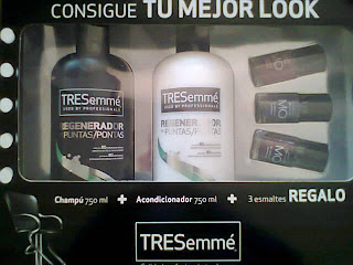 LOTE TRESEMME