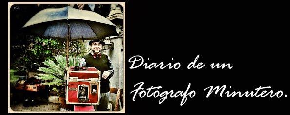Diario de un Fotografo Minutero