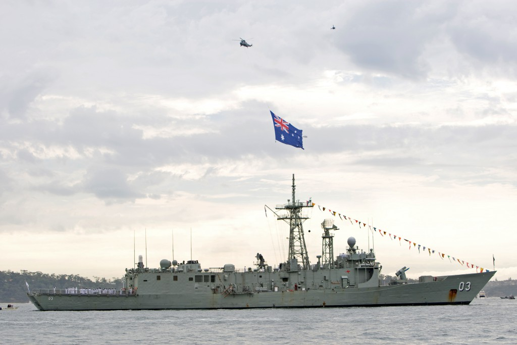 pringle hmas sydney - photo#8