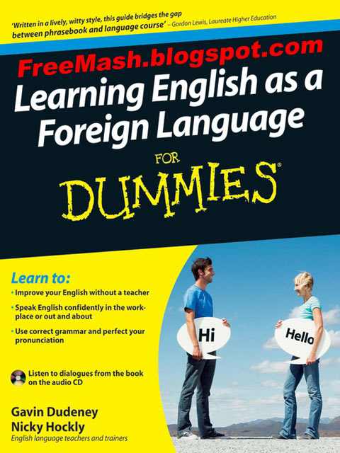 Learning English as a Foreign Language For Dummies PDF Ebook Free Download