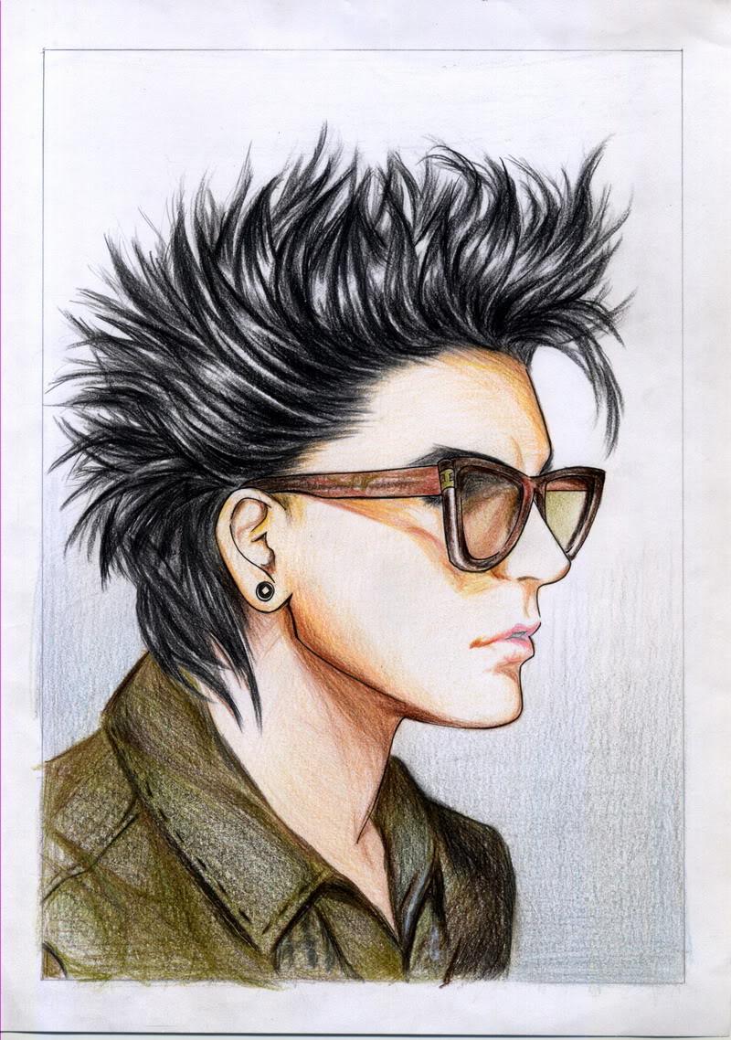 Adam Lambert Cartoon Pictures