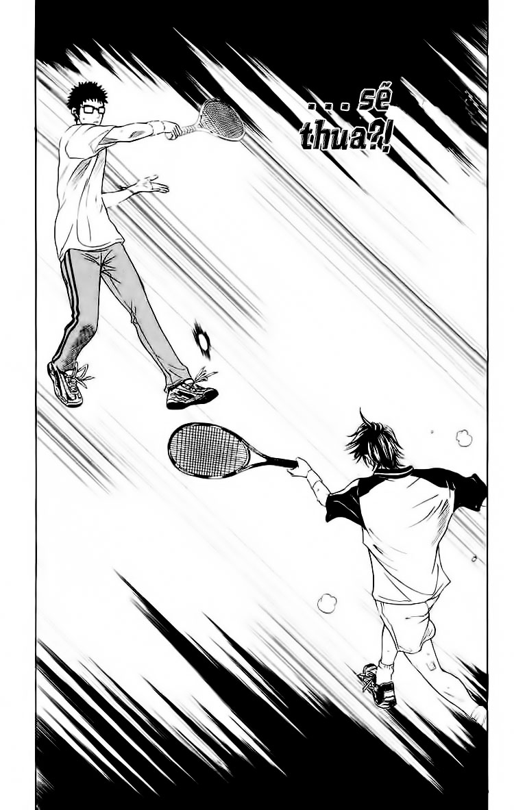 Prince of Tennis chap 114 Trang 10