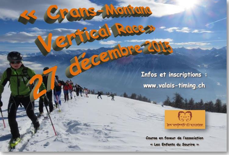 Crans-Montana Vertical Race