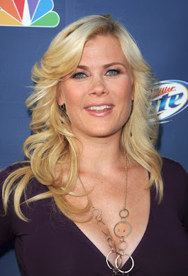 American Actress Alison Sweeney Picture