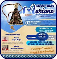 GRANDE ENCONTRÃO MARIANO EM DEZEMBRO 2017