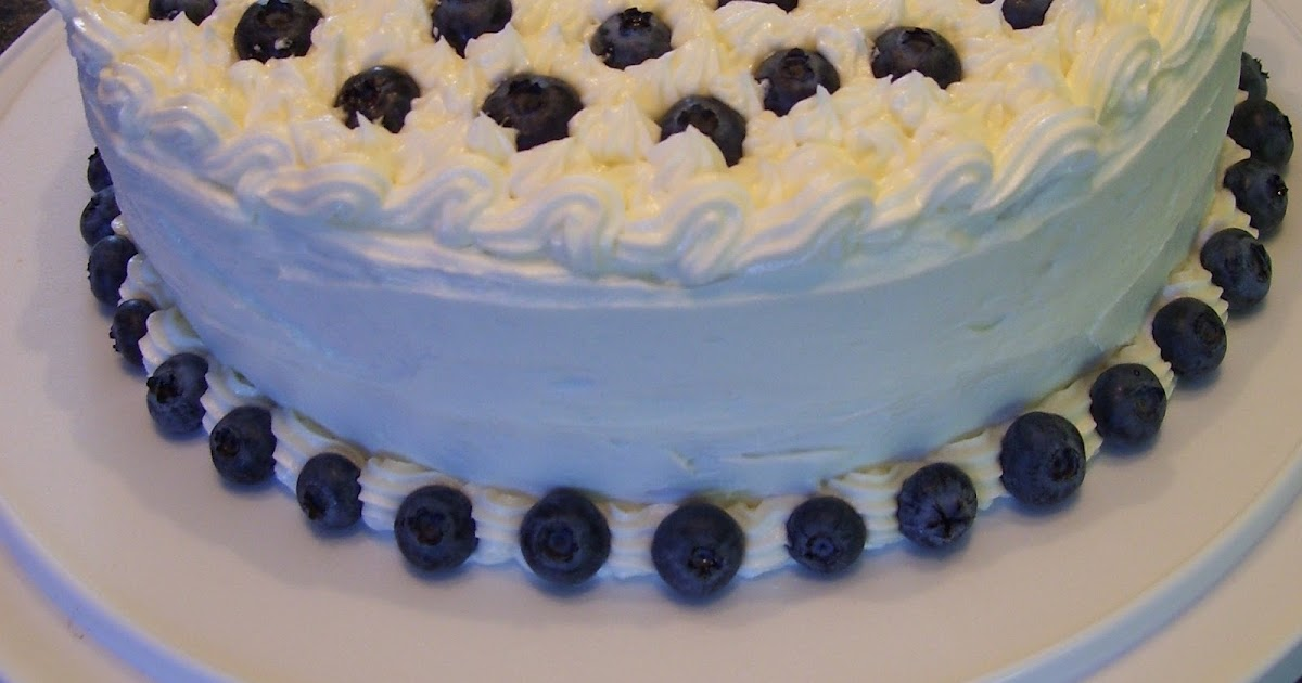 Blueberry Muffin Cake Cake Mix Doctor