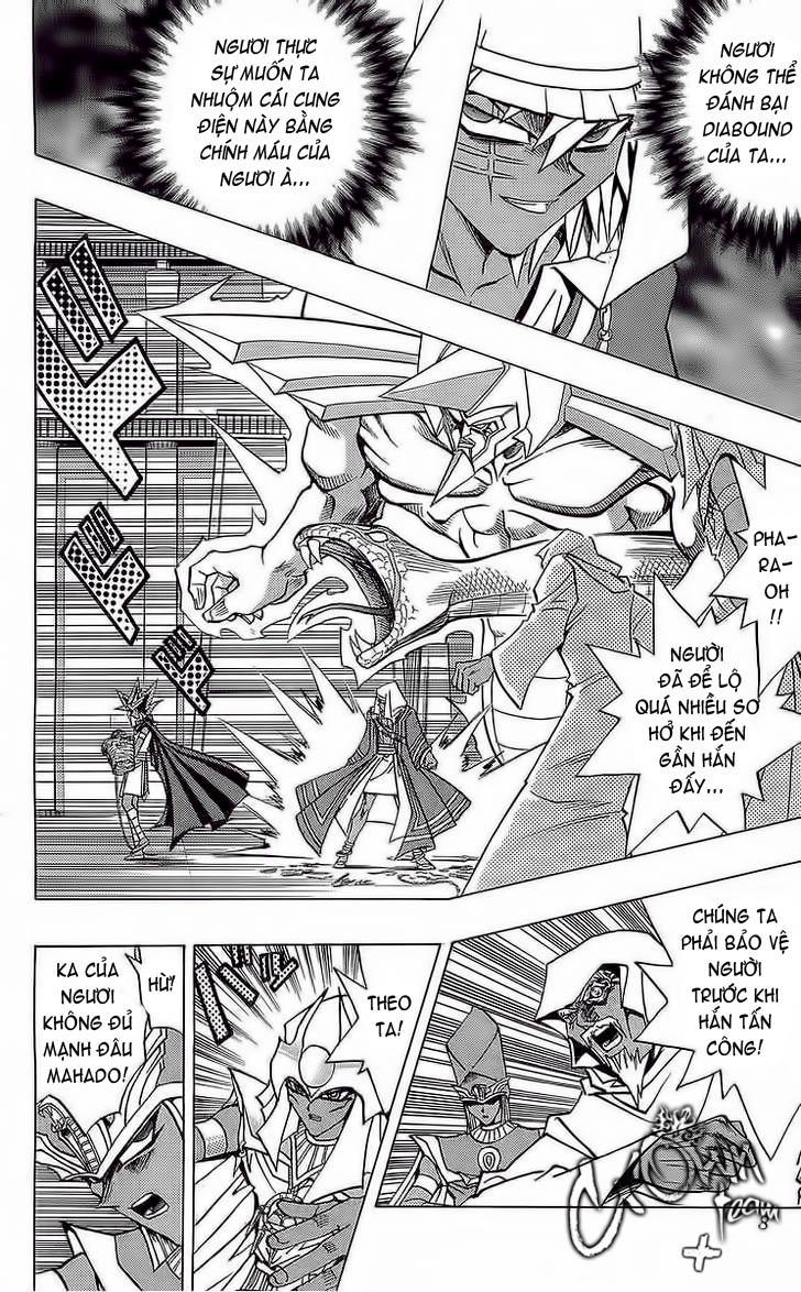 YuGi Oh – Vua Trò Chơi chap 288 Trang 3