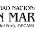 Resultados Examen Admision San Marcos 2012-2 (Sábado 17 - Domingo 18 Marzo) Ingresantes Universidad Nacional Mayor de San Marcos - Lima - Huaral