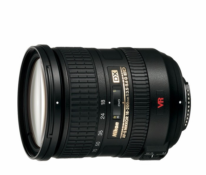 harga lensa nikon 18-200mm