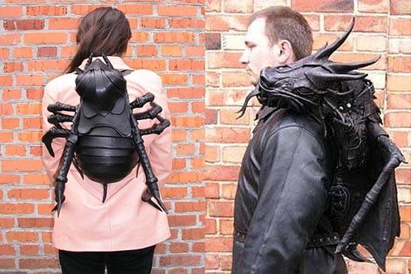 10 mochilas frikis para hacer llevadera la vuelta al cole