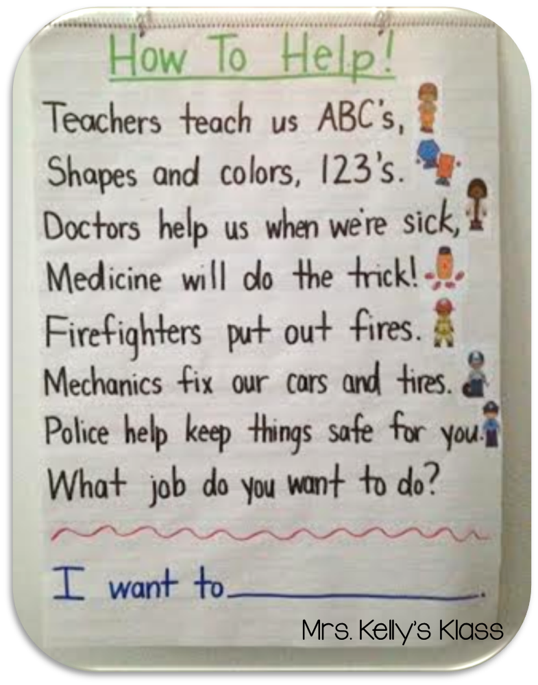 Who Helps Us? Let's Learn about Community Helpers
