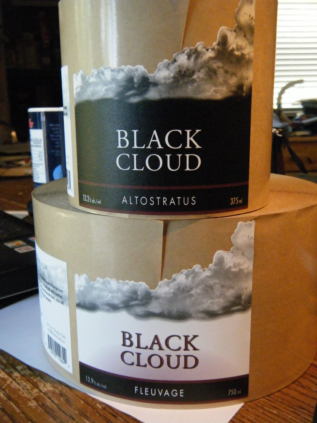 Black Cloud - Unmatched Pinot Noir