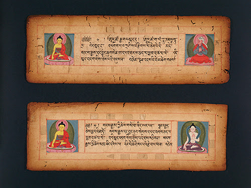 'Buddha's Word: The Life of Books in Tibet and Beyond' at the Cambridge Museum of Archaeology and Anthropology